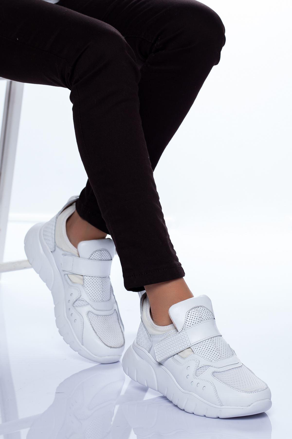 Hope Spor Ayakkabı BEYAZ
