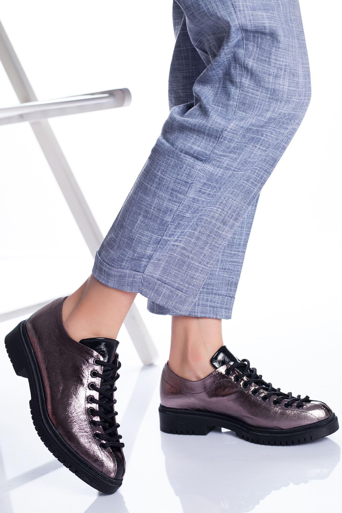 Tamara Ayakkabı PLATİN