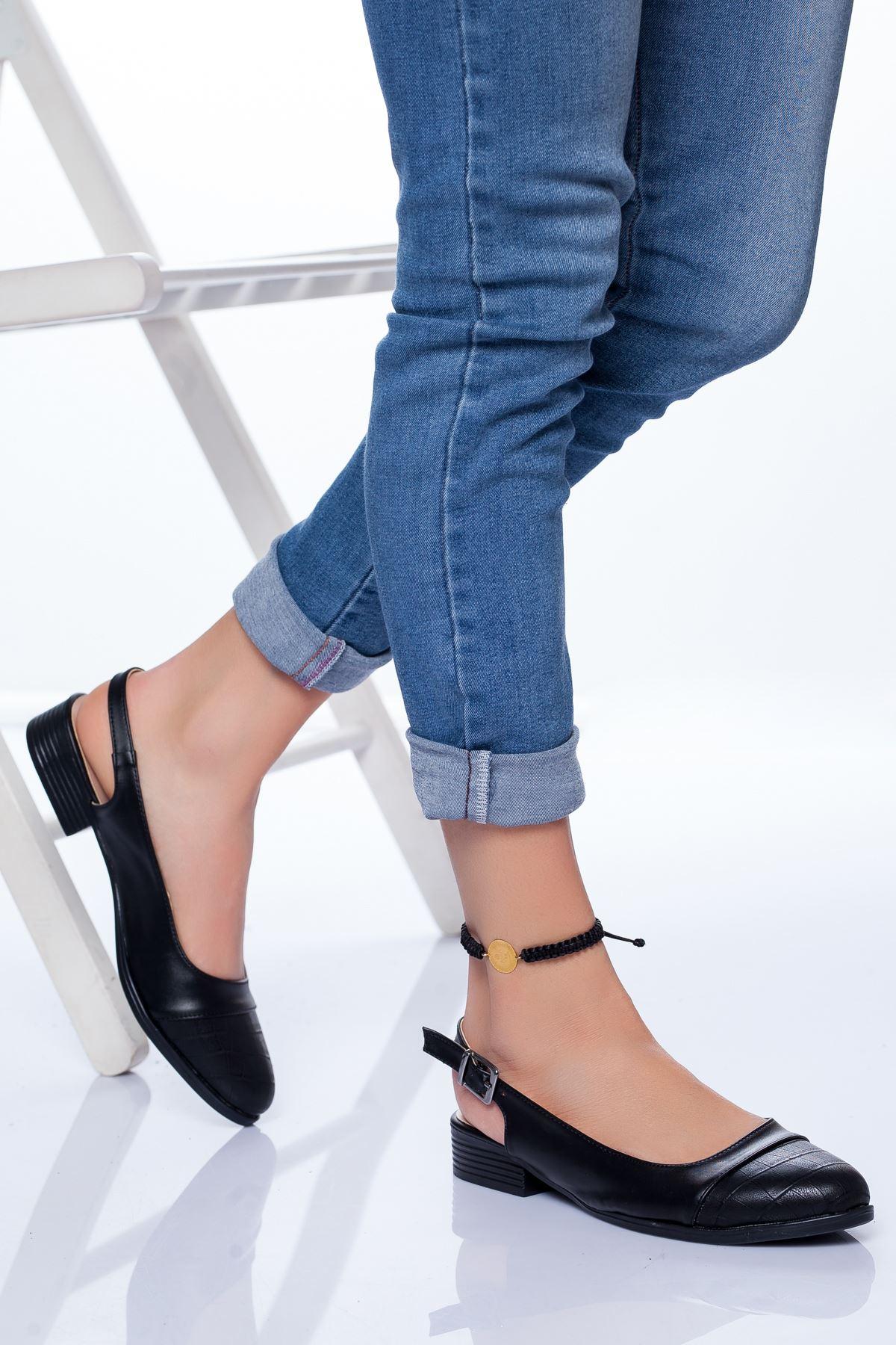 Raina Babet Ayakkabı SIYAH