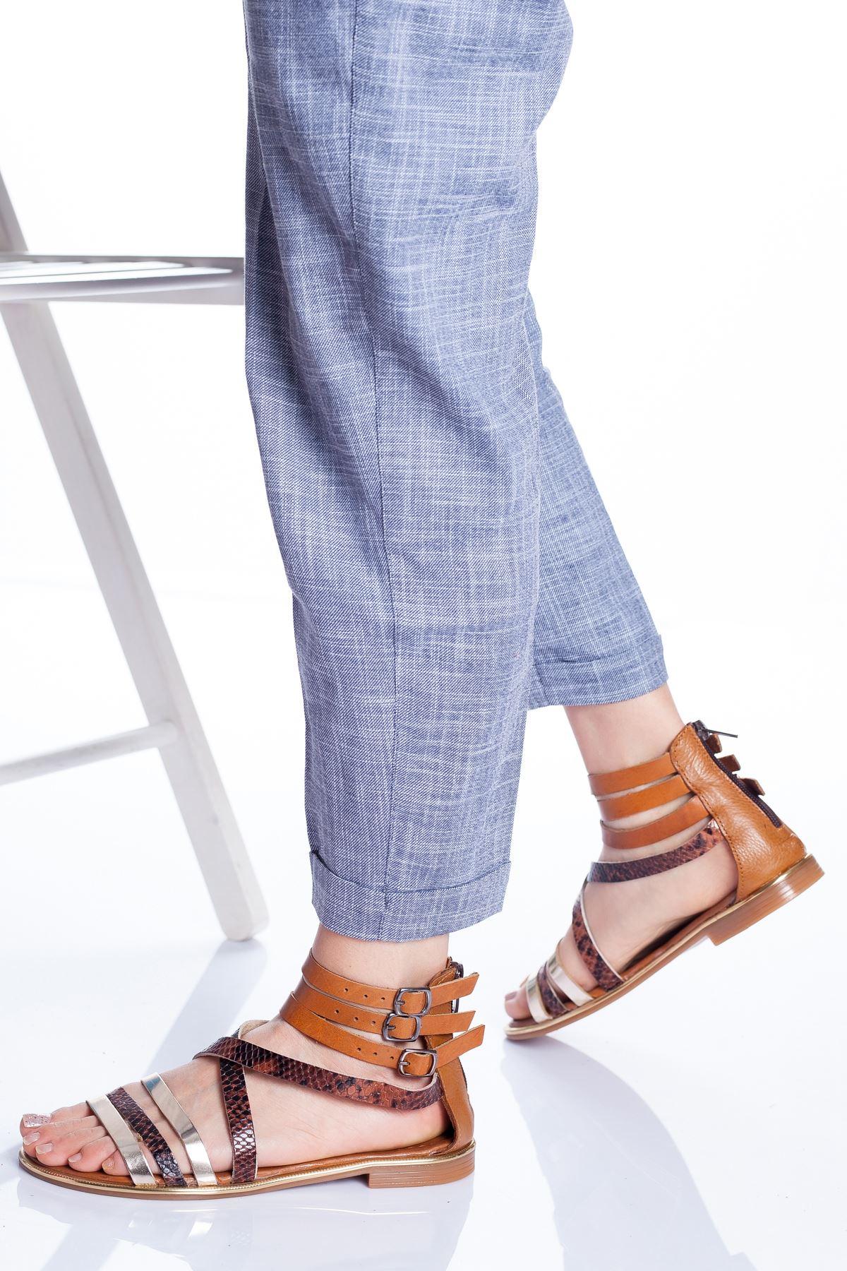 Vera Deri Sandalet TABA