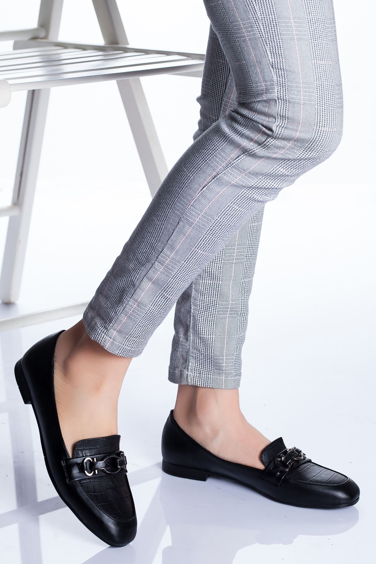 Jason Babet Ayakkabı SIYAH