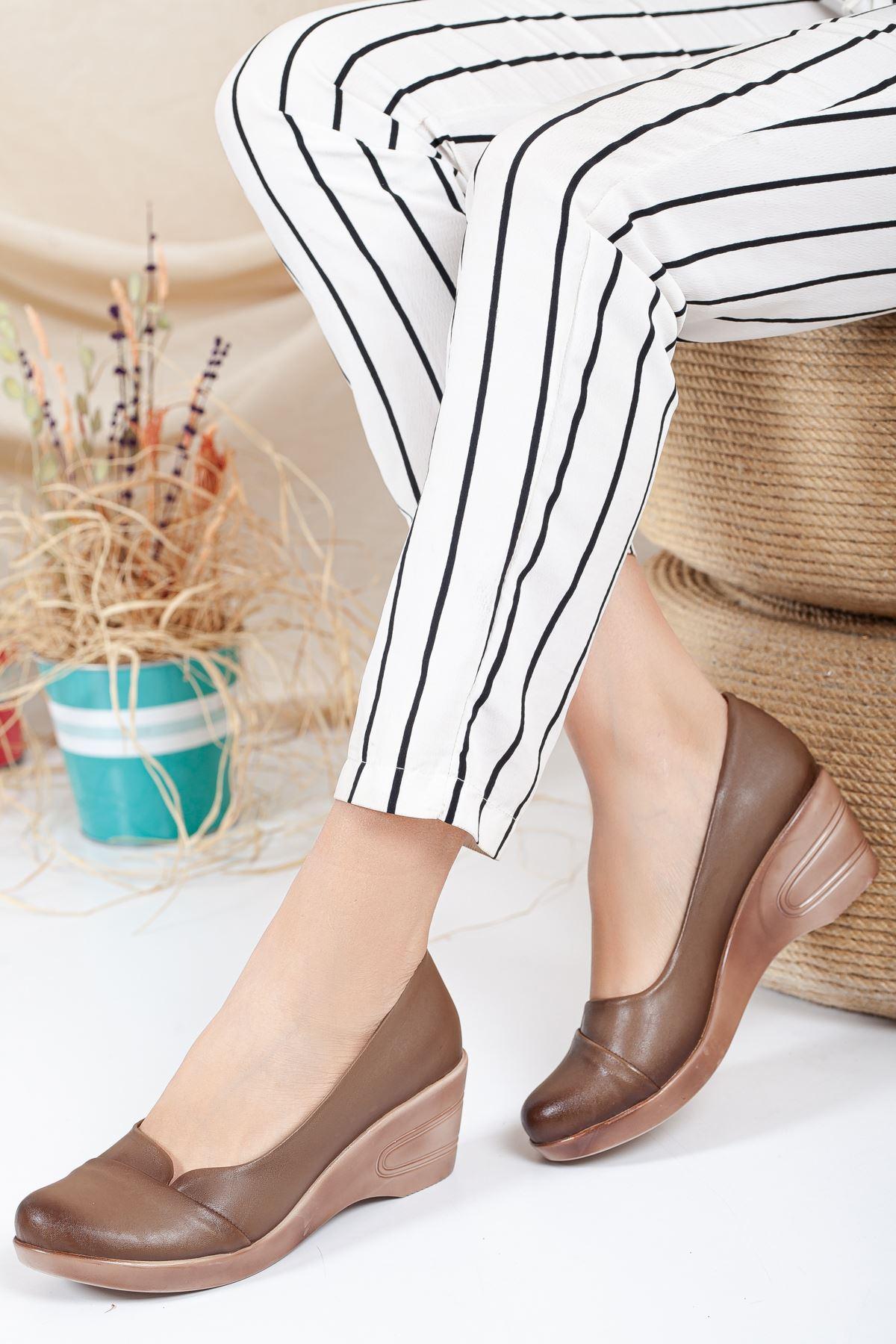 Hena Günlük Ayakkabı TABA