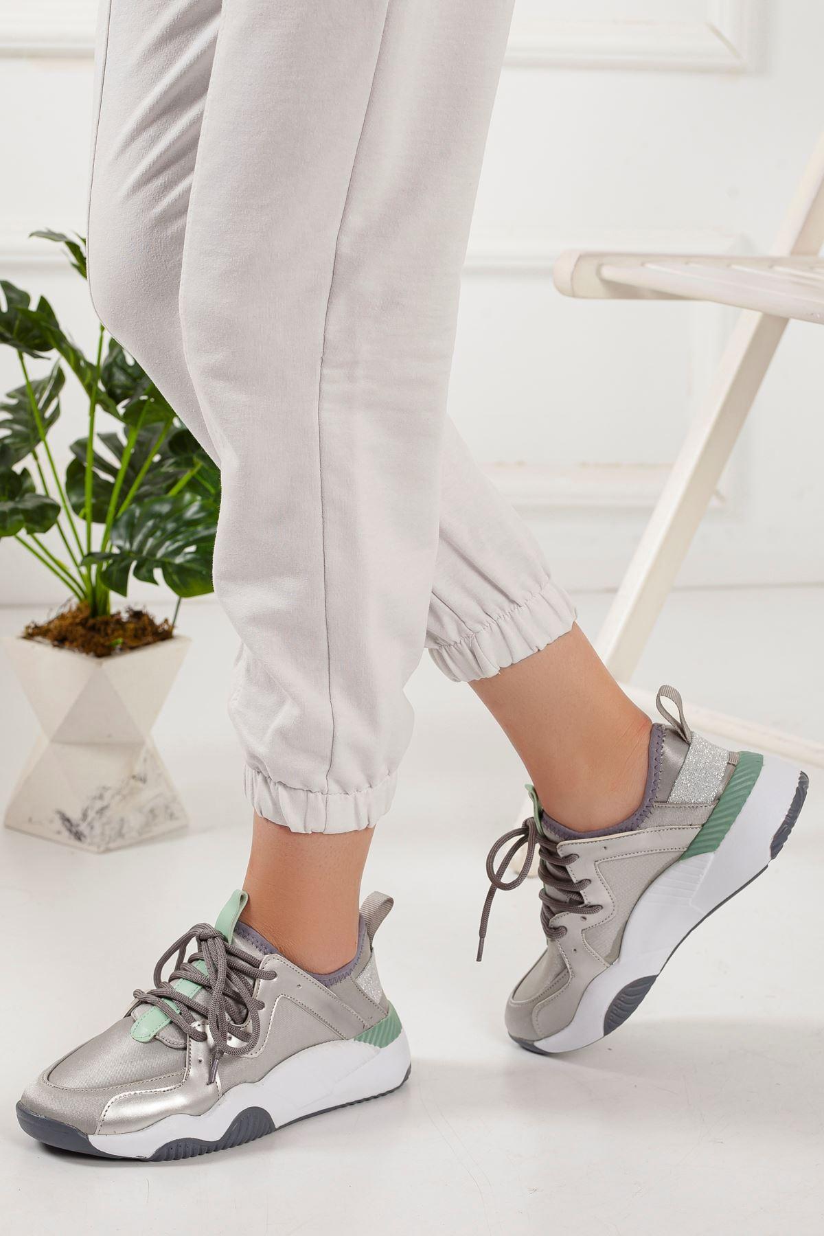 Rules Spor Ayakkabı GRİ